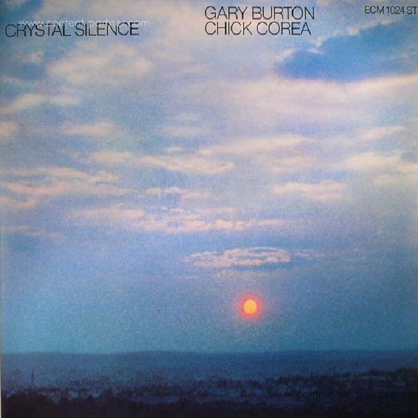 Gary Burton / Chick Corea - Crystal Silence (LP)
