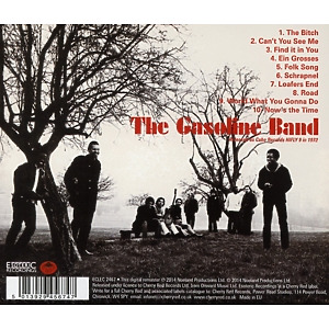Gasoline Band,The - The Gasoline Band (Remastered Edition) (Back)