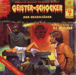 "Geister-Schocker - Der Hexenj""ger-Vol.4"