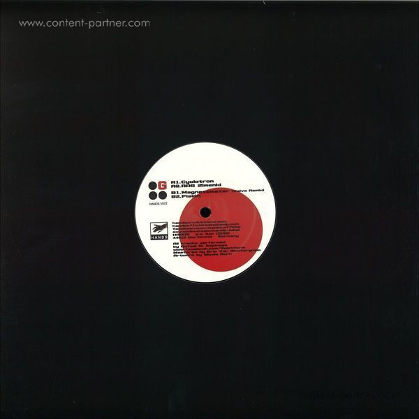 Geistform - Fision (Back)