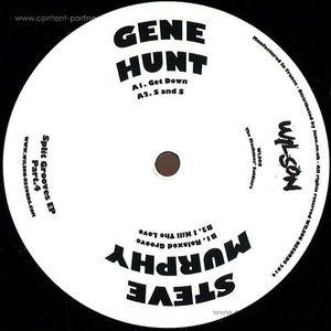 Gene Hunt / Steve Murphy - Split Grooves Part 4 EP
