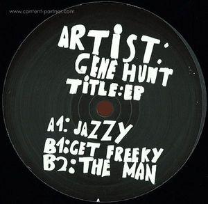 Gene Hunt - EP