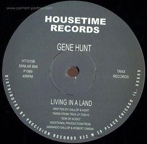 Gene Hunt - Living In A Land