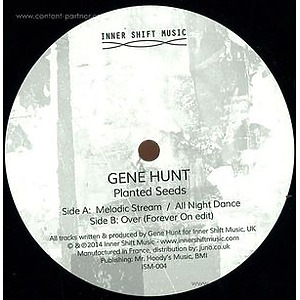 Gene Hunt - Planted Seeds