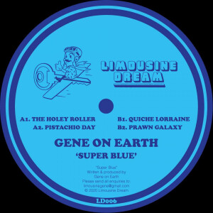 Gene On Earth - Super Blue