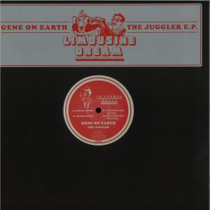 Gene On Earth - The Juggler (Back)