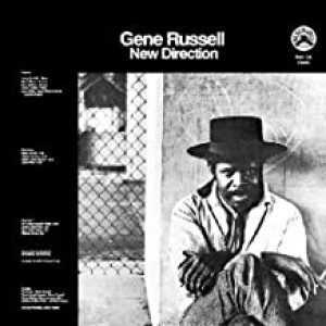 Gene Russell - New Direction (Remastered Reissue Vinyl LP)