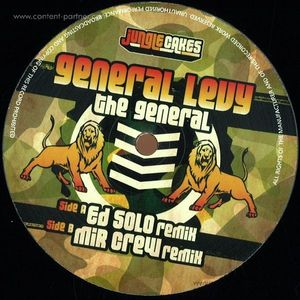 General Levy - The General (Ed Solo & Mir Crew Remixes)