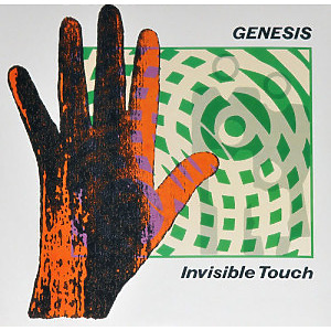 Genesis - Invisible Touch (2016 Reissue)