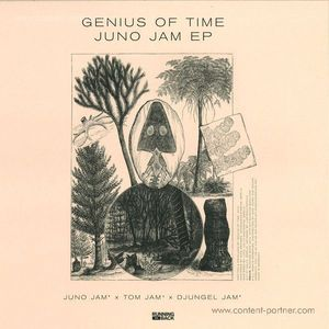 Genius Of Time - Juno Jam Ep