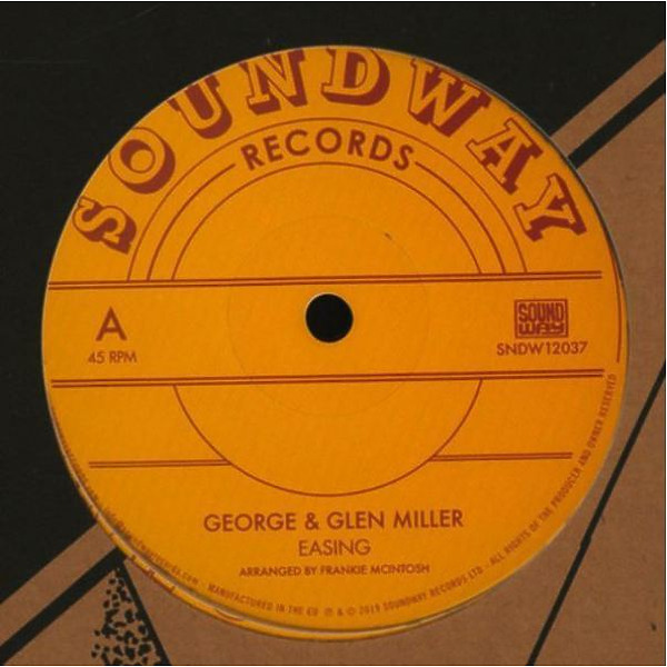 George & Glen Miller - Easing (Back)