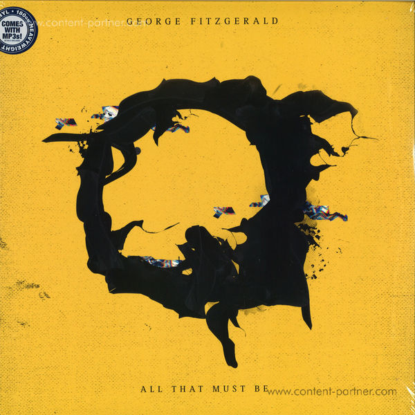 George Fitzgerald - All That Must Be (2LP+MP3)
