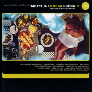 Gerardo Frisina / Various Artists - Metti Una Bossa A Cena Vol.2