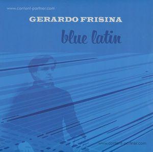 Gerardo Frisina - Blue Latin (LP)