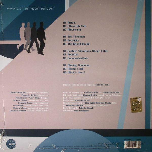Gerardo Frisina - Movement (2LP) (Back)