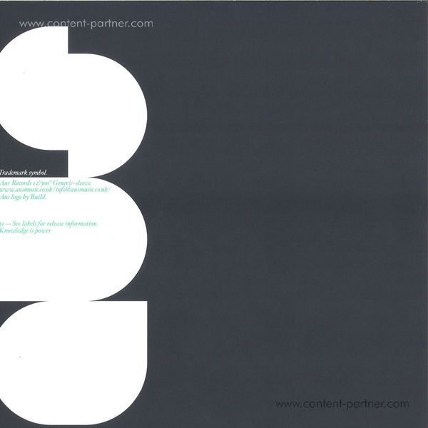 Gerry Read - 3,2,1 (Nathan Fake Remix) (Back)