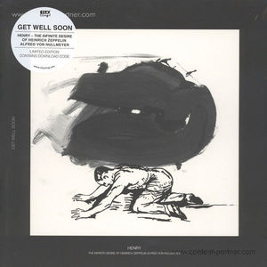 Get Well Soon - Henry-The Infinite Desire(Ltd. Vinyl EP)