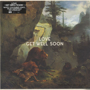 Get Well Soon - Love (LP)