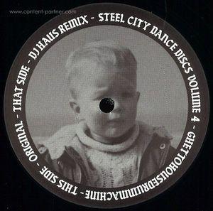 Ghettohousedrummachine / DJ Haus - SCDD004