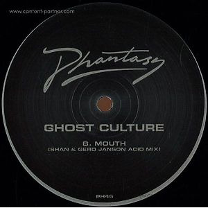 Ghost Culture - Mouth (Shan & Gerd Janson Remixes)