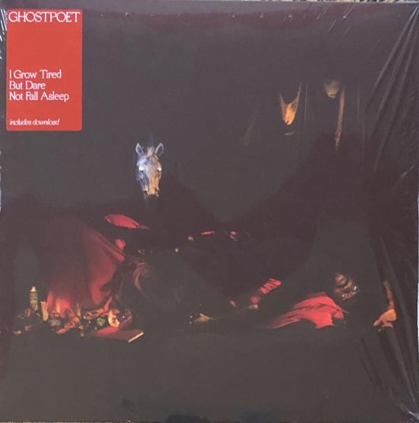 Ghostpoet - I Grow Tired But Dare Not Fall Asleep (LP)