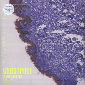Ghostpoet - Shedding Skin (LP + CD)