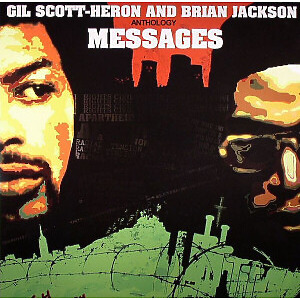 Gil Scott-Heron & Brian Jackson - ANTHOLOGY: Messages (2LP)