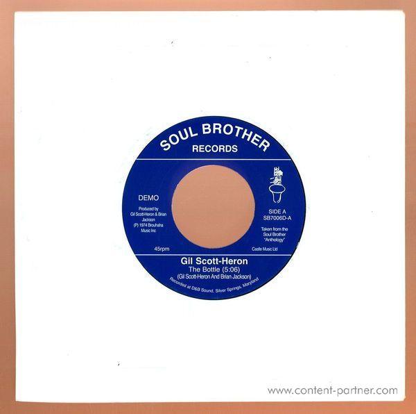 Gil Scott-Heron & Brian Jackson - The Bottle / Johannesburg