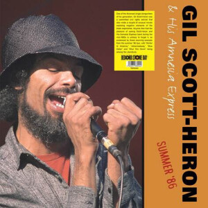 Gil Scott-Heron & His Amnesia Express - 'Summer '86' LP