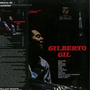 Gilberto Gil - Louvacao (180g Vinyl)