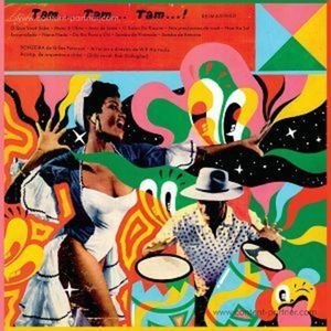 Gilles Peterson Pres. Sonzeira - Tam Tam Tam Reimagined (LP+MP3)