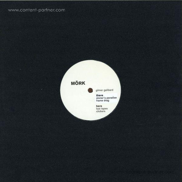 Gilmer Galibard - Lost Tapes (Back)