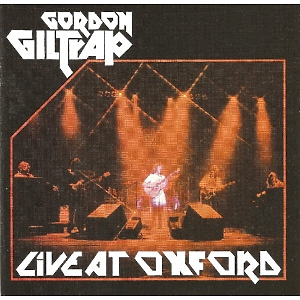 Giltrap,Gordon - Live in Oxford (Remastered+Expan.Edit.)