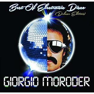 Giorgio Moroder - Best Of Electronic Disco (180g blue vinyl 2LP)