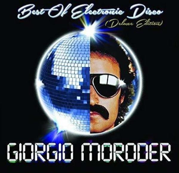 Giorgio Moroder - Best Of Electronic Disco (180g blue vinyl 2LP)