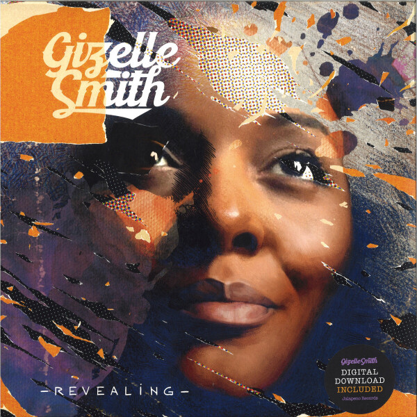 Gizelle Smith - Revealing (LP)