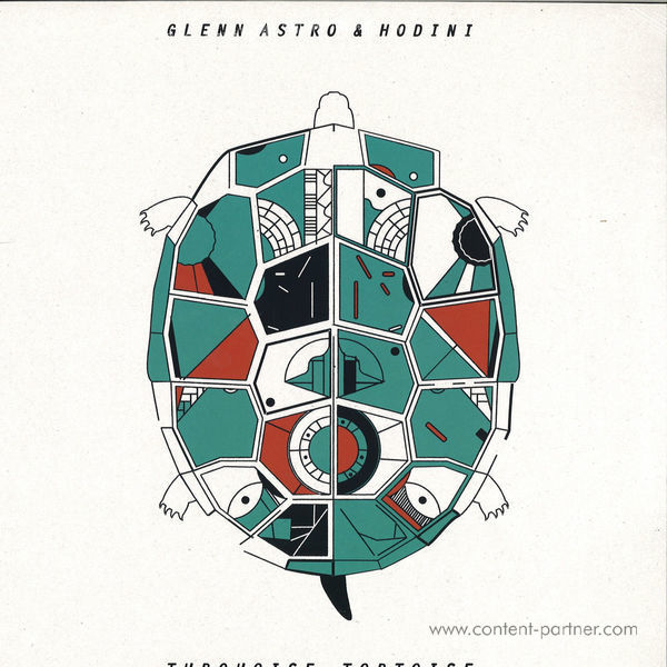 Glenn Astro & Hodini - Turquise Tortoise
