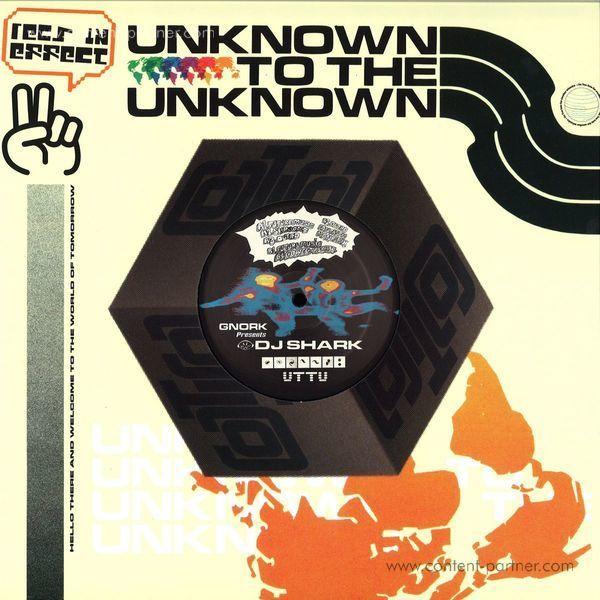 Gnork Presents DJ Shark - Future Music EP (Back)