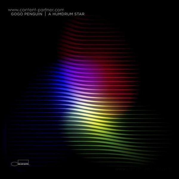 GoGo Penguin - A Humdrum Star (Ltd. Ed. Coloured Vinyl)