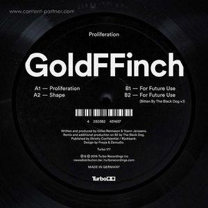 Goldffinch - Proliferation (the Black Dog Remix)