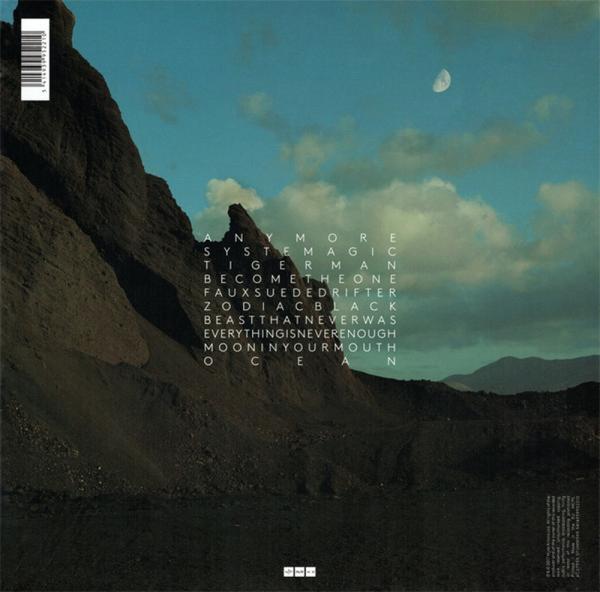 Goldfrapp - Silver Eye (LP) (Back)