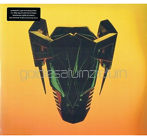 Goldie - Saturnz Return (21 Anniv. Reissue 180g 2LP)