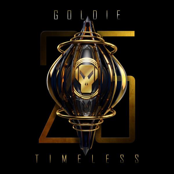 Goldie - Timeless (25th Anniv. 3LP)