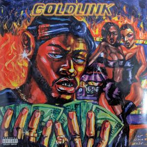 Goldlink - At What Cost (2LP) Blue Vinyl]