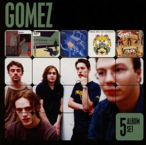 Gomez - 5 Album Set