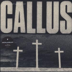 Gonjasufi - Callus (2LP+MP3/Gatefold)