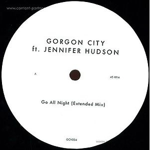 Gordon City Feat. Jennifer Hudson - Go All Night (Booka Shade Remix)