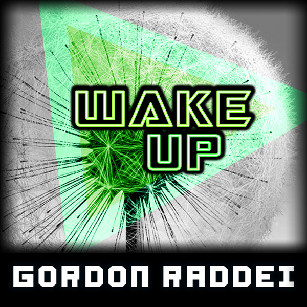 Gordon Raddei - Monotone / Wake Up (Back)