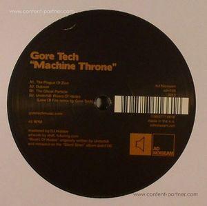 Gore Tech - Machine Throne