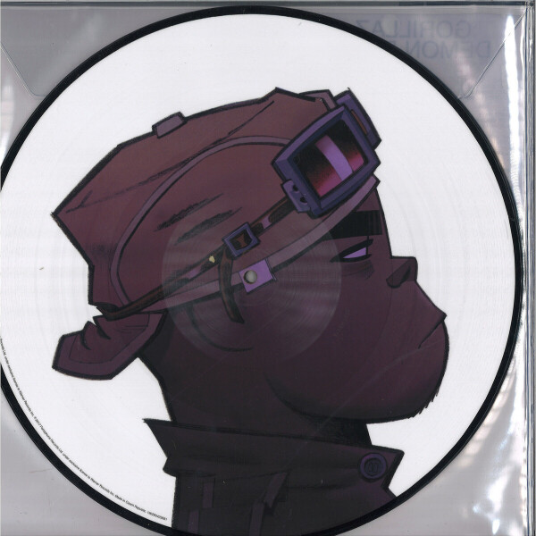 Gorillaz - Demon Days (Picture Disc) (Back)